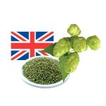 English hop pellets