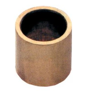 Spacer sleeve brass 40 mm