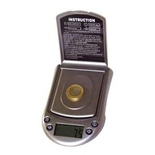 Digital pocket scale 500 g / 0.1 g