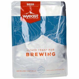 Beeryeast WYEAST 1084 Irish Ale 125 ml