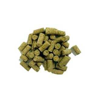 Hallertauer Tradition hop pellets 100 g, 6,6 % - harvest 2019